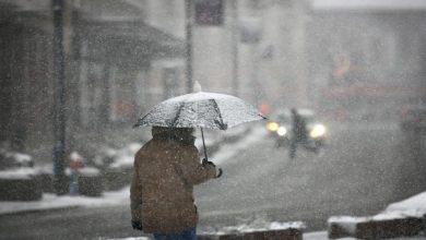 صورة حالة الطقس في سوريا.. هل تتأثر البلاد بأول منخفض قطبي المنشأ نهاية هذا الأسبوع..؟