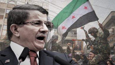 صورة داود أوغلو يدلي بتصريحات جديدة حول سياسات تركيا تجاه الملف السوري..!