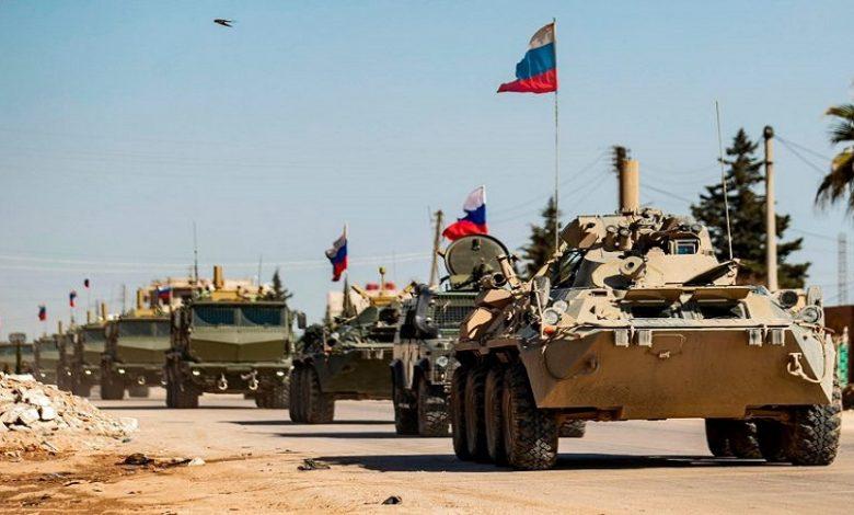 روسيا عملية جديدة وسط سوريا