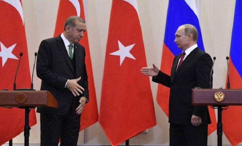 روسيا وتركيا في إدلب