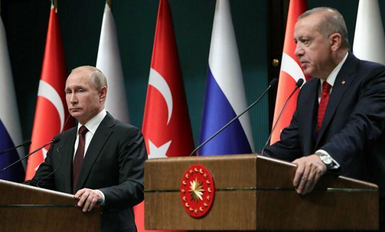 صفقة روسية تركية
