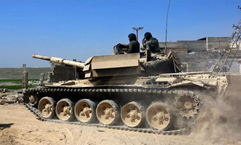 عملية روسية ضد إدلب