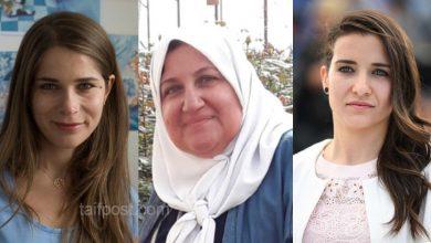 """صورة ثلاث سيدات سوريات ضمن قائمة """"BBC"""" لأكثر 100 امرأة تأثيراً وإلهاماً في العالم لعام 2020"""