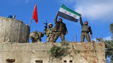 صورة قاعدة تركية جديدة في موقع استراتيجي جنوب إدلب.. وعملية نوعية للجيش الوطني شمال حلب.. هذه نتائجها