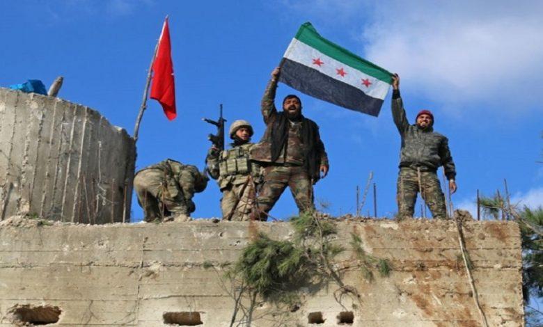 قاعدة تركية جنوب إدلب