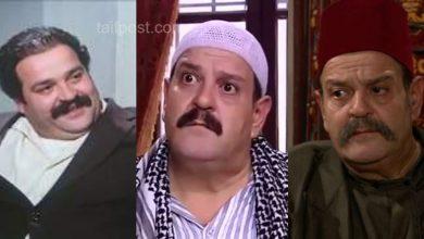 """صورة أحد أعمدة سلسلة """"مرايا"""" واشتهر بعبارة """"سيدي حط بالخرج"""".. قصة الفنان الراحل حسن دكاك (صور/ فيديو)"""