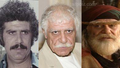 """صورة لقّبه محمود درويش بـ""""أنطوني كوين العرب"""" ويعتبر أحد أفضل 50 ممثل في العالم.. قصة الفنان خالد تاجا"""