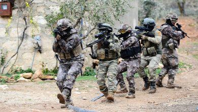 صورة مجموعة من قوات الكوماندوز التركية تدخل قريباً إلى الشمال السوري.. ما مهمتها..؟