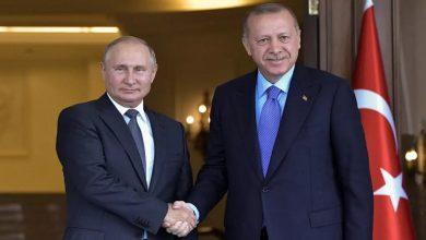 """صورة محادثات روسية تركية جديدة بشأن سوريا وحديث عن حل للملف السوري على غرار ما جرى في """"قره باغ"""""""