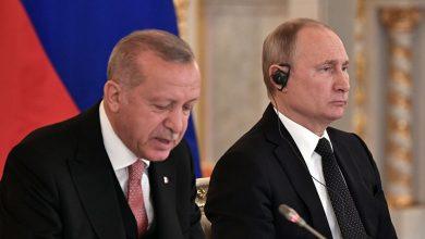 صورة الرئاسة التركية تنشر تفاصيل محادثة هاتفية هامة بين أردوغان وبوتين بشأن إدلب.. هذا مضمونها..!