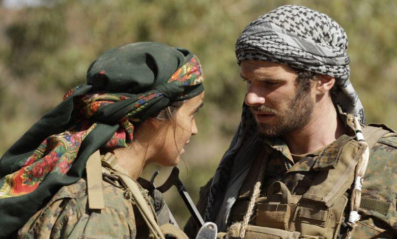 مسلسل أجنبي قصة سوريا