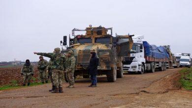 صورة وفد عسكري تركي يجري جولة ميدانية في منطقة جبل الزاوية جنوب إدلب.. ومصادر توضح الغاية!