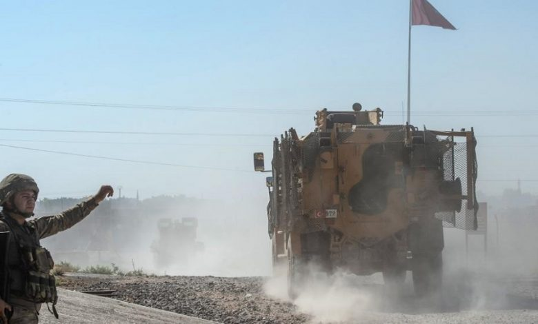 الجيش التركي إدلب
