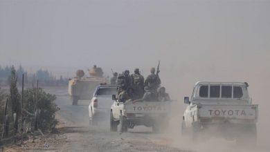 """صورة """"الجيش الوطني"""" يتقدم في محيط عين عيسى.. وعرض روسي جديد مقدم لتركيا بشأن المنطقة!"""