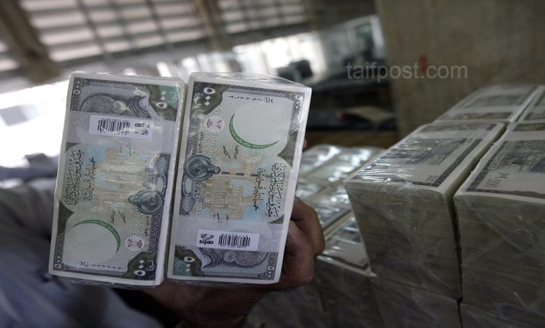 الدولار الليرة السورية