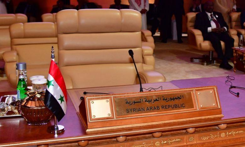 الرئيس القادم لسوريا