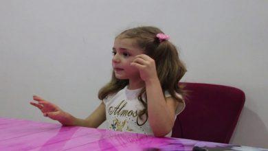 صورة الإبداع السوري مستمر.. طفلة سورية تقيم في إدلب تحقق إنجازاً عالمياً فريداً