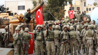 صورة موقع بريطاني يتحدث عن خطوات تركيا القادمة لمنع قوات الأسد من التقدم في إدلب