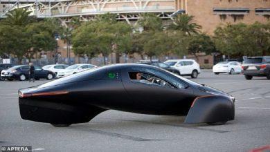 صورة سيارة كهربائية جديدة لا تحتاج للشحن أبداً.. تعرف على سعرها وأهم مواصفاتها (صور)
