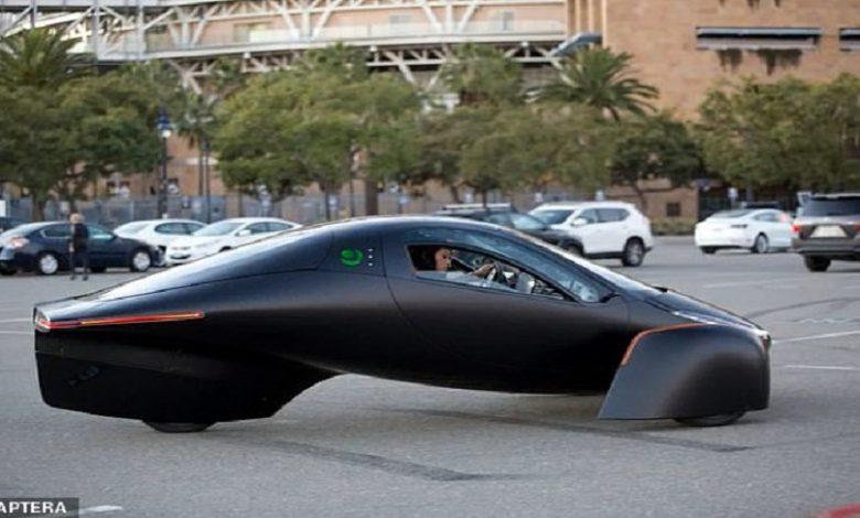 سيارة كهربائية جديدة لا تحتاج للشحن