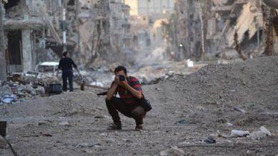 صورة أربع صور من سوريا مرشحة لنيل جائزة صورة العام 2020.. تعرف عليها