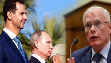 صورة جيفري يتحدث عن عرض أمريكي مقدم للقيادة الروسية بشأن الحل السياسي في سوريا