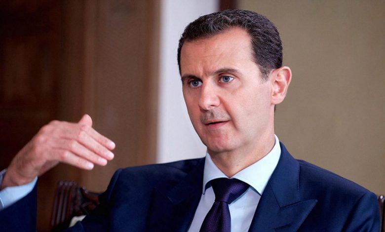 قرار أمريكي لإنهاء حكم الأسد