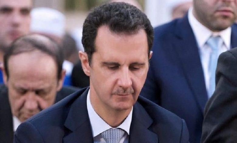 قيصر نظام الأسد