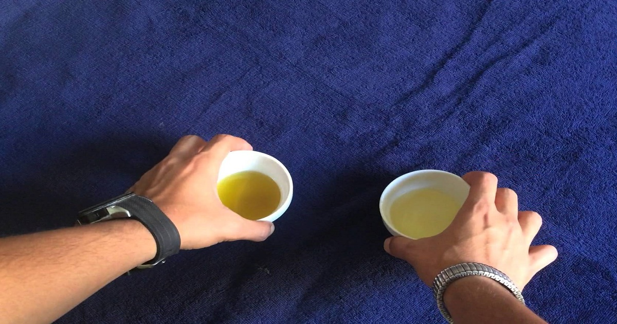 تمييز زيت الزيتون الأصلي من المغشوش