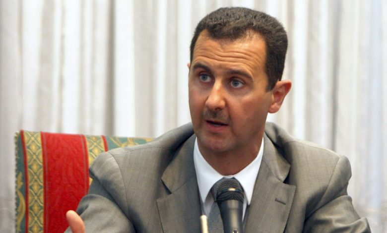 نهاية حكم بشار الأسد