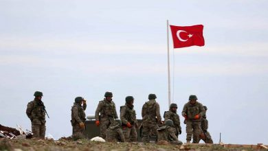 صورة قيادي معارض يتحدث عن أولويات تركيا في إدلب خلال عام 2021