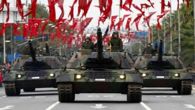 صورة تركيا تتصدر قائمة أقوى جيوش الشرق الأوسط.. إليكم التصنيف الجديد لأقوى الجيوش في العالم لعام 2021