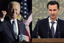 """صورة أول رسالة مباشرة من إدارة الرئيس الأمريكي """"بايدن"""" إلى السوريين ونظام الأسد.. ماذا تضمنت؟"""