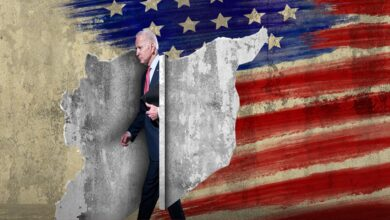 """صورة معارض سوري يتحدث عن إجراءات أمريكية جديدة ستتخذها إدارة """"بايدن"""" لتسريع الحل في سوريا"""
