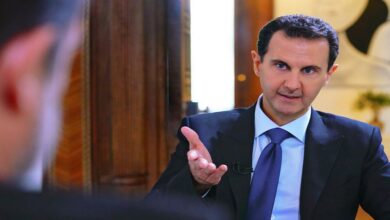 صورة تسريب تفاصيل الاجتماع الغامض الذي عقده بشار الأسد مع عدد من الإعلاميين في القصر الجمهوري!