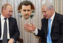 صورة بحضور استخباراتي روسي.. اجتماع بين بشار الأسد ومسؤول أمني إسرائيلي في اللاذقية.. هذه تفاصيله!