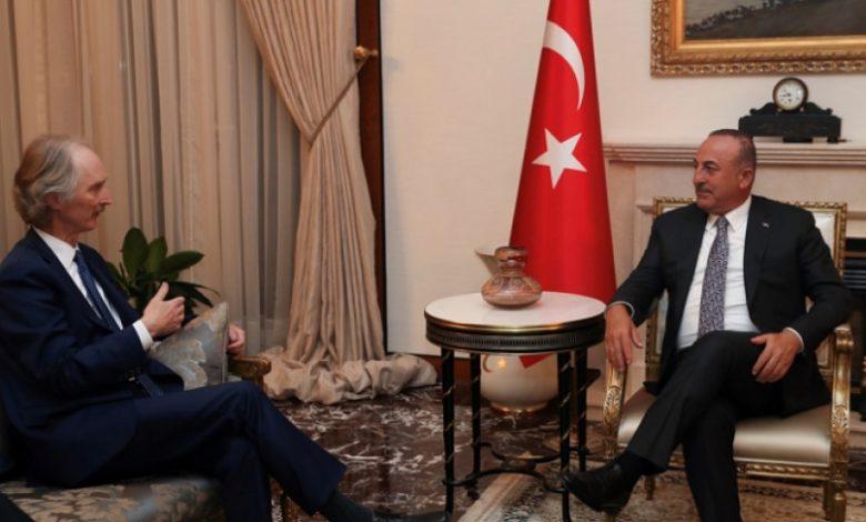 مسار الحل السياسي في سوريا