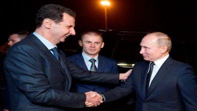 صورة بوتين يستذكر تفاصيل زيارته الأخيرة إلى سوريا.. ومسؤول روسي يتحدث عن تحضيرات هوليودية سبقت الزيارة!