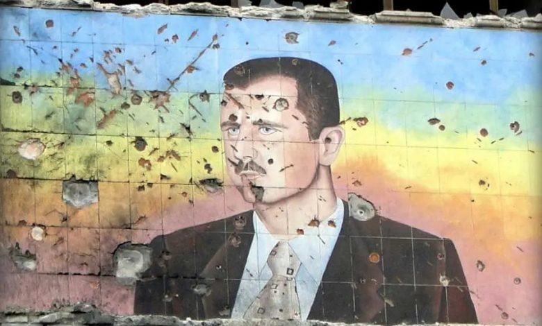 ثورة ضد بشار الأسد