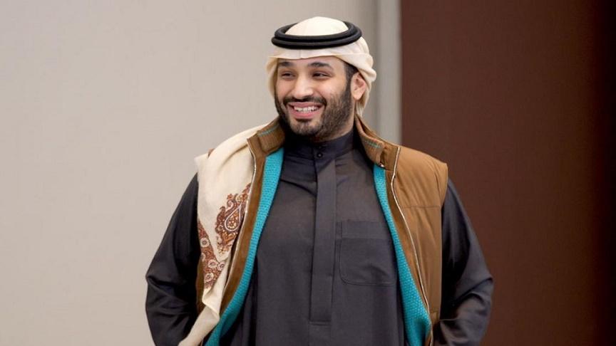 جاكيت محمد بن سلمان