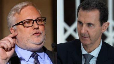 صورة المبعوث الأمريكي إلى سوريا يودع السوريين بكلمات مؤثرة ويوجه رسالة حاسمة إلى بشار الأسد ونظامه!