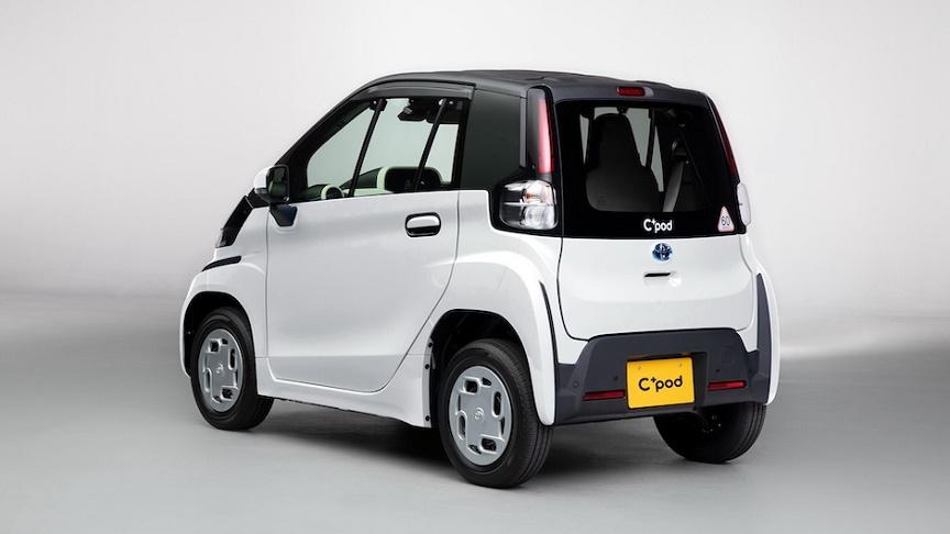 سيارة تويوتا 2021 الجديدة