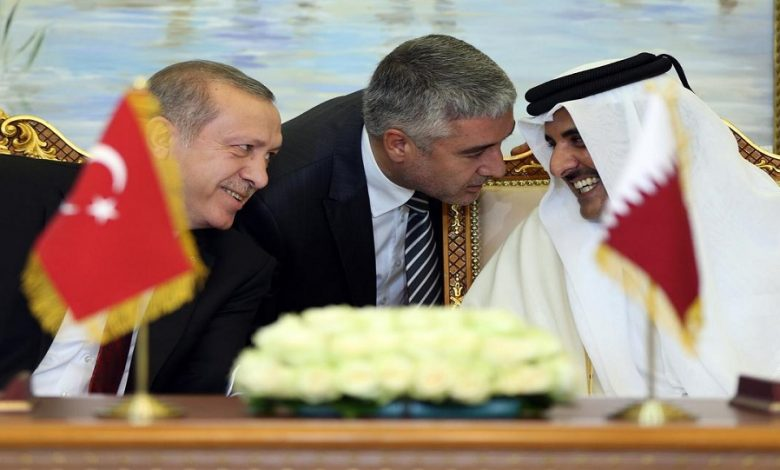 قطر تركيا المصالحة الخليجية