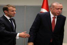 صورة ماكرون يتراجع عن تصريحاته السابقة ضد تركيا ويوجه رسالة ودية إلى أردوغان.. ماذا تضمنت؟