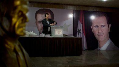 صورة ظهور أول مرشح لمنافسة بشار الأسد في الانتخابات الرئاسية القادمة في سوريا