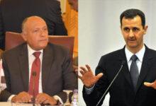 صورة بعد السعودية.. مصر تحسم الأمر بشأن إمكانية التواصل مع بشار الأسد وإعادة العلاقات مع نظامه!
