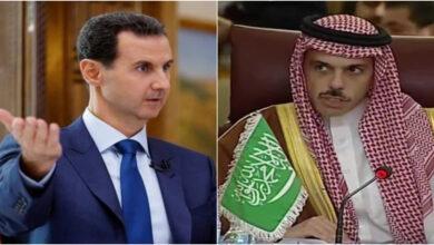 صورة وزير الخارجية السعودي يحسم الجدل بشأن التفاوض مع نظام الأسد ويتحدث عن الحل في سوريا