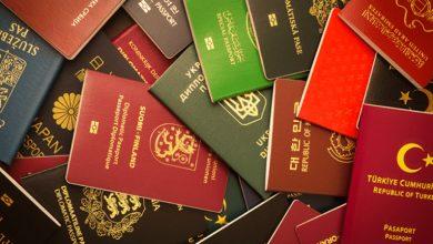 صورة ما تصنيف جواز السفر السوري والتركي عالمياً.. إليكم قائمة أقوى جوازات السفر في العالم لعام 2021