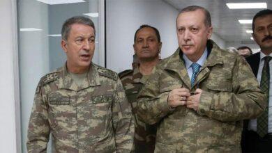 """صورة """"لم يعد بإمكان أي دولة مساءلة تركيا"""".. أردوغان يلوح بعملية عسكرية جديدة في سوريا"""
