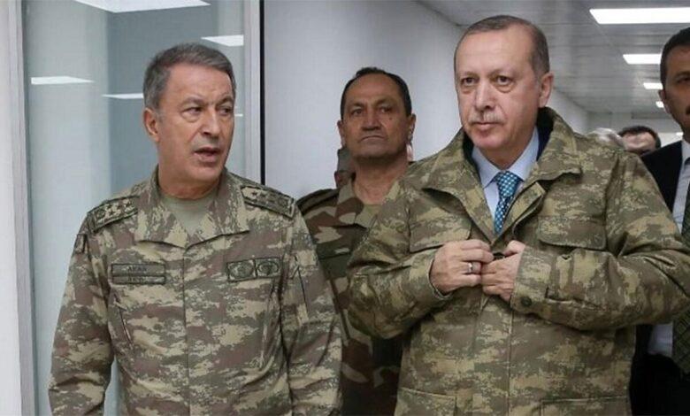 أردوغان يلوح بعملية جديدة في سوريا